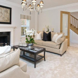 Praise for new show home on Milbourne Lane