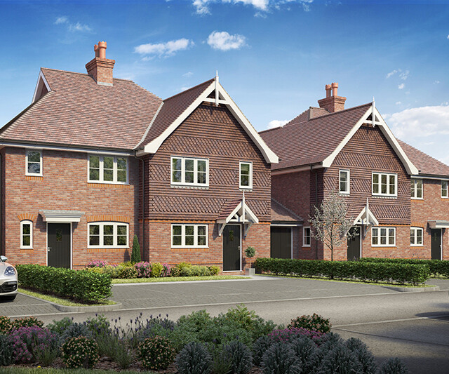 Delight as New Show Home Opens and is Snapped up in a Fortnight!